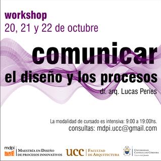 workshop Comunicar el diseño y los procesos