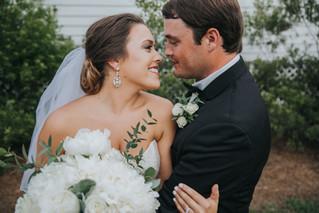 Lauren & Bridges | A Classic, Southern Wedding | The Mill At Plein Air | Taylor, MS | Memphis We