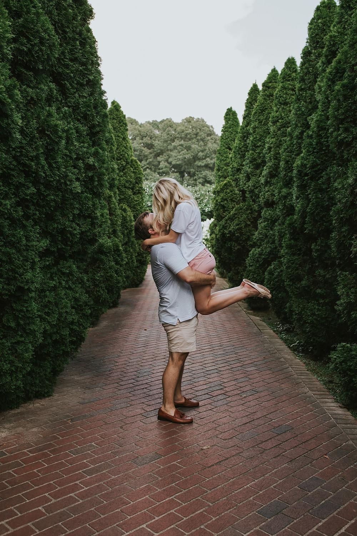 Memphis Engagement Photographer