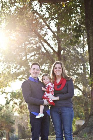 The Eason Family | Family Session | Memphis Family Photographer
