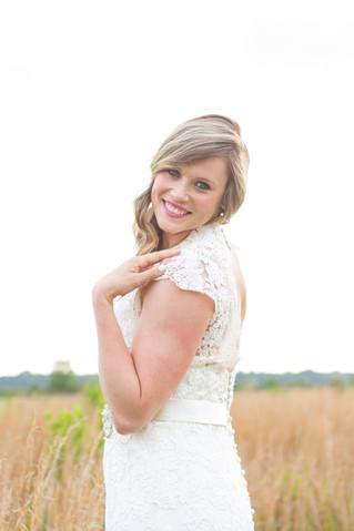 Hannah | Bridal Session | Memphis Wedding Photographer