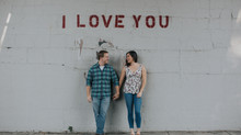 5 Tips to Help Choose the Perfect Engagement Session Location | Memphis Wedding Photographer | Shelb