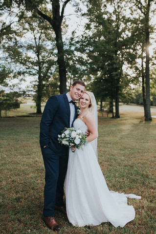 Ren + Holly | A Fall Wedding at The Bridge at ChrisLeigh Farm | Memphis Wedding Photographer