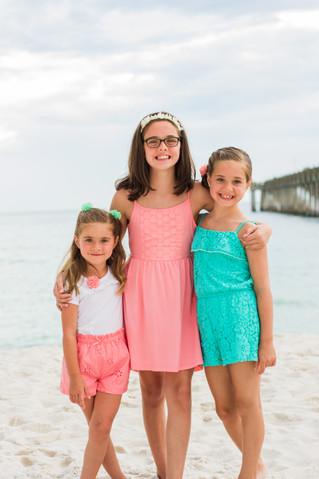 Payne Family | A Beach Family Session | Pensacola, Florida | Memphis Family Photographer