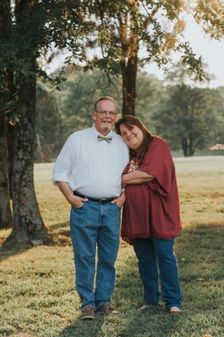 Rick & Shirley | Anniversary Session | Memphis Photographer