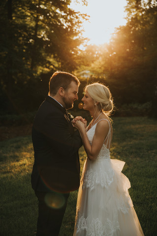 Kathryn + Jed Wedding | A Romantic Summer Garden Wedding at the Dixon | Memphis Wedding Photographer