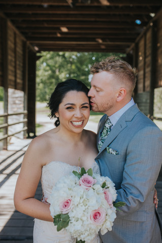 Diana + Walt | A Wedding That Partied Until the Rains Came | Memphis Wedding Photographer