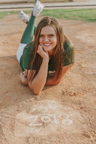 Samantha | Senior Session | A Senior Athlete | Olive Branch City Park | Memphis Senior Photographer