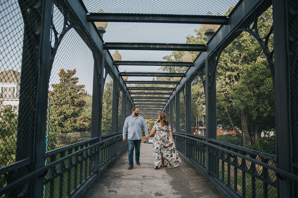 Memphis Engagement Session