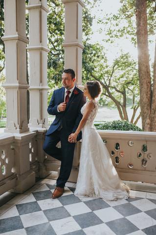 Lanie & Harold | A Roaring 20's Themed Wedding | Woodruff-Fontaine House | Memphis Wedding P