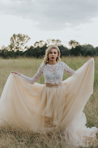Allison | LLFTN Covington Meetup | An Unconventional Bridal Session | Memphis Wedding Photographer