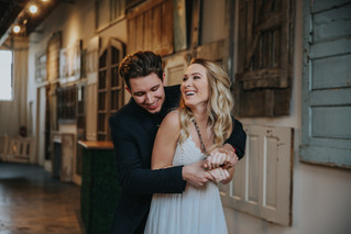 Shelbi & Garrett | Photographer Meetup at Propcellar | Memphis Wedding Photographer