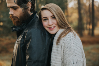 Olivia & Jason | A Soft & Rugged Couple Mini Session | Memphis Photographer