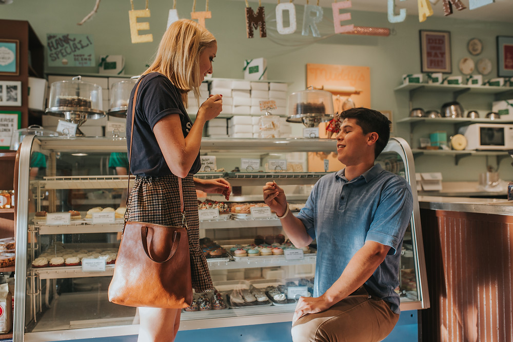 Memphis Proposal Photographer