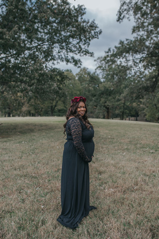 Phylicia | Maternity Session | BLOGTOBER Day 29 | Memphis Family Photographer