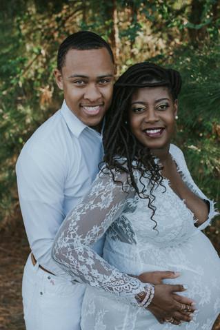 The Jones Family | Maternity Session | BLOGTOBER Day 20 | Memphis Family Photographer