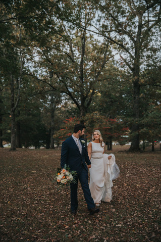 Lindsey + Tony | A Lovely Wedding Day at Heartwood Hall | Memphis Wedding Photographer