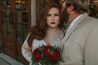 The Bryson Wedding | A Romantic, Winter Wedding in Covington, TN | Memphis Wedding Photographer
