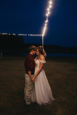 Becca & Blake | A Fall, Country Wedding | Crazy K Ranch | Memphis, TN