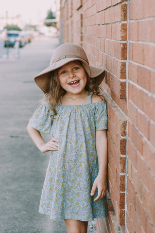 Kaydence | Downtown Memphis Family Session | Memphis Family Photographer