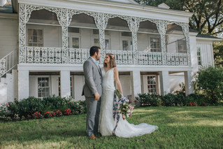 A Charming, Southern Styled Wedding Session | The Snowden House | Memphis Wedding Photographer