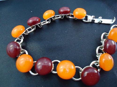 Hokie Pebble Bracelet