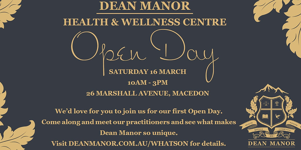 Optimal Balance Open Day at Mount Macedon