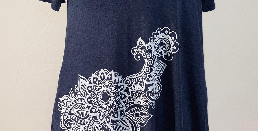 Mandala tunic - short sleeve