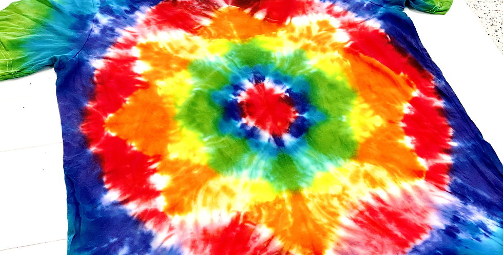 All Ages Tie-Dye! Friday, July 2nd @ 2:30-4pm