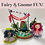 Thumbnail: Fairy and Gnome Fun! Friday, July 9th, 9:30am-1pm