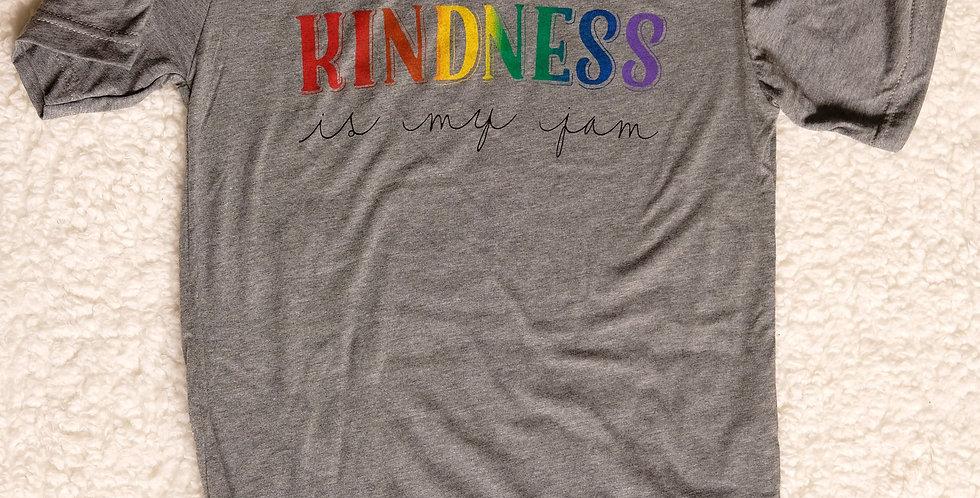 Kindness is my JAM Adult Unisex Tee