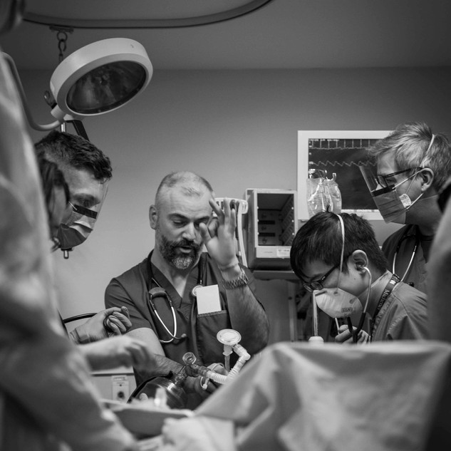 """""""difficult view, difficult intubation"""""""