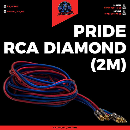 Pride RCA Diamond -2M