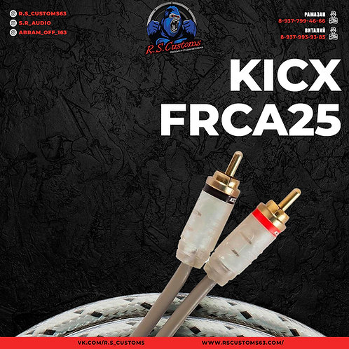 Kicx FRCA25