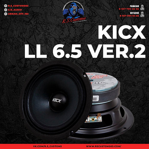 Kicx LL 6.5 VER.2