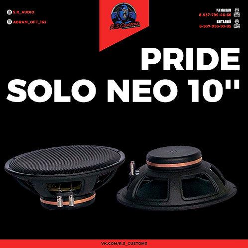 Pride Solo Neo 10