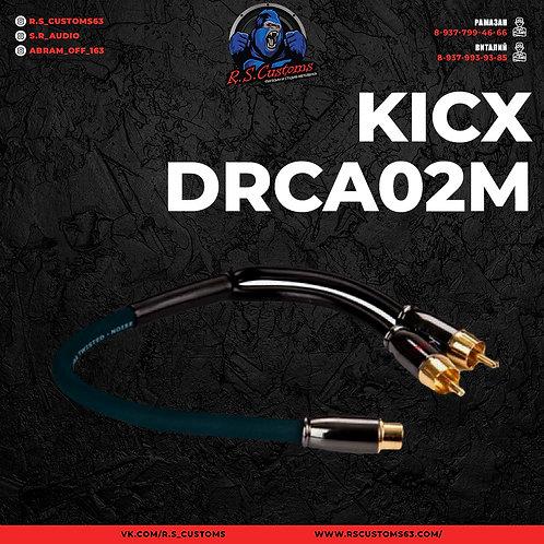 Kicx DRCA02M
