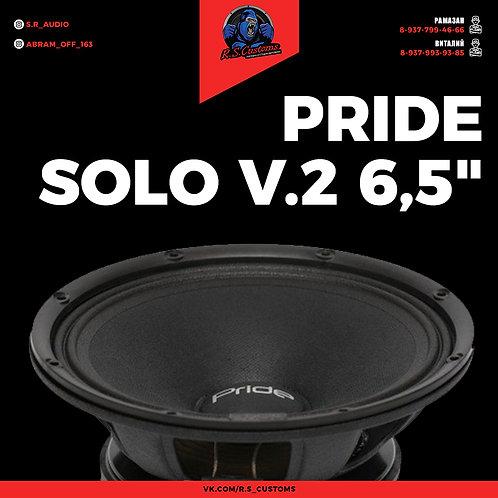 """Pride Solo v.2 6,5"""""""