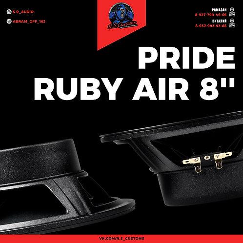 Pride Ruby Air 8''
