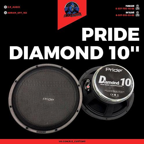 """Pride Diamond 10"""""""