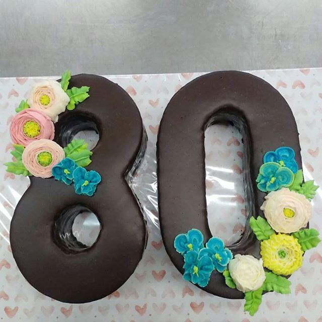 Birthday Cake🎂🌼_#sachertorte #butterbl