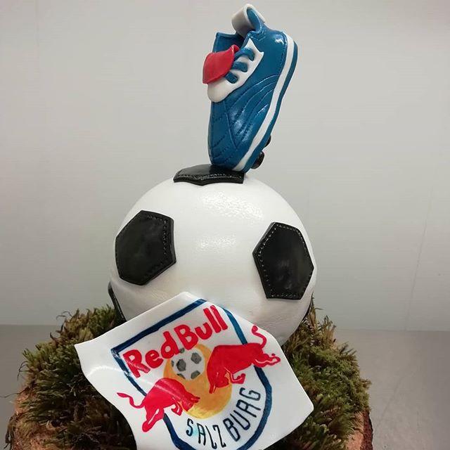 Fußball Torte_#redbullsalzburg #fußballt