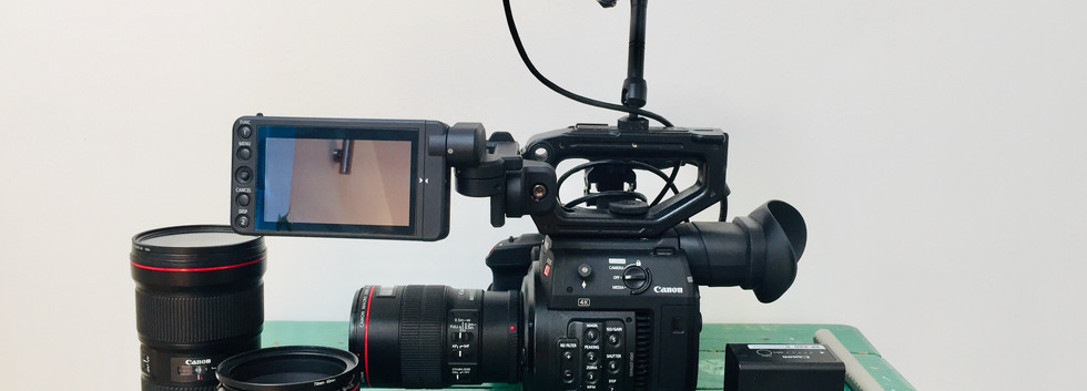 CANON C200 PACKAGE