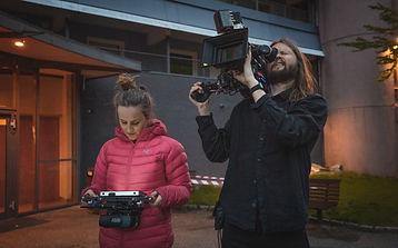 UNGANE MG FILM TEAM PÅL FOTOGRAGEN OG IN