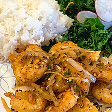 Spicy Salt and Pepper Shrimp