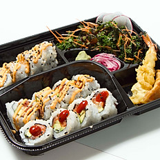 Spicy Roll Bento