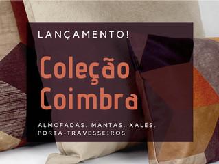 Lançamento: Coleção Coimbra
