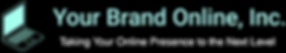 Your Brand Online, Inc. Logo The Best Website Design in California