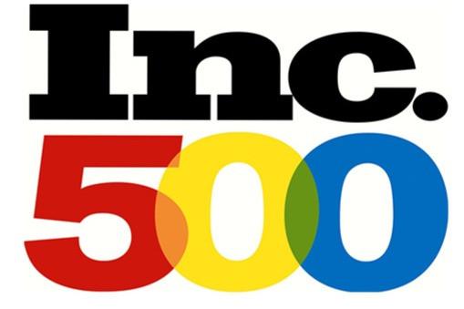 Inc. 500 #3 Ranking