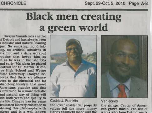 The Michigan Chronicle